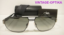 CAZAL 9044 SUNGLASSES BLACK GUN-METAL (001) AUTHENTIC NEW