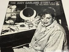 The Judy Garland Story Vol.2 The Hollywood Years LpRecord EX+ E4005P