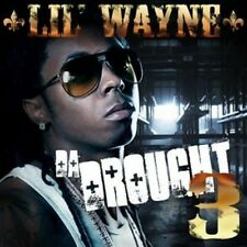Lil Wayne - Da Drought 3 Mixtape 2 CD Double Disc Young Money Cash  YMCMB