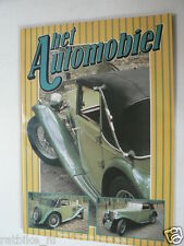 HA-21 VAN NELLE COMPANY CARS ARTICLE 6 PAGES,T-FORD,JONGERT,LITH,GMC