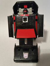 VINTAGE G1 TRANSFORMERS - RUNABOUT - BATTLE CHARGER - Habro 1986