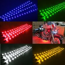 "Green 12"" LED Scanner Knight Rider Lighting Strip for Car motorcycle Decoration"
