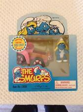 The Smurfs - Smurfette and her Die Cast Roadster - Toy Island - Asst. No. 13020