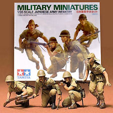 TAMIYA1/35 FIGURES: JAPANESE ARMY