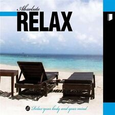 SPECIAL BOX Absolute Relax Musica Rilassante 2 Cd Audio + 1 DVD + Rivista