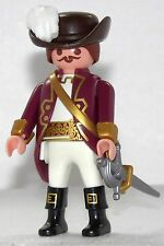 Musketeer BROWN GOLD Playmobil to D´Artagnan + the 3 musketeer King Guard 1493
