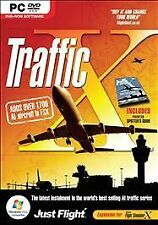 Traffic X Expansion for MS Flight Simulator X - PC, Very Good Windows Vista, Win