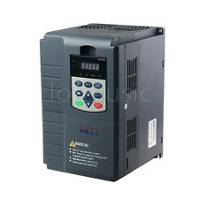 10HP 3Phase 380VAC 17A 7.5KW Variable Frequency Drive Current VFD Vector Control