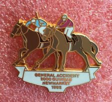 Pins Cheval Turf Hippisme Course GENERAL ACCIDENT 2000 GUINEAS NEWMARKET 1992