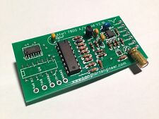 Atari 7800 AV Mod Board - S-Video, Composite,  Audio Out