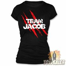 TWILIGHT TEAM JACOB BLACK TAYLOR LAUTNER FAN FILM GIRLS T-SHIRT GRÖSSE S NECA #2