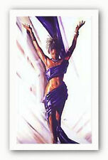 AFRICAN AMERICAN ART PRINT Behold Kevin Williams WAK