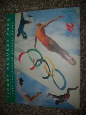 Olympic Centennial Games 1996 Ticket Request Form