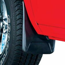 Power Flow Mud Flaps Set of 2 New Black J Series LM American Laforza 3301
