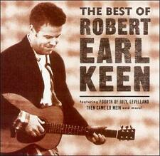 NEW SEALED CD The Best of Robert Earl Keen (2004, BMG Special Products) Country