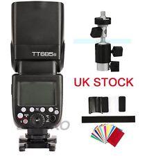 UK Godox TT685S 2.4G HSS 1/8000s TTL II GN60 Camera Flash Speedlite for Sony