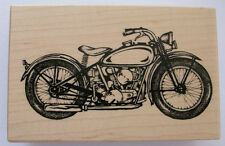 PSX MOTORCYCLE HARLEY RUBBER STAMP G-2107