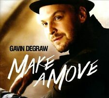 Make a Move [Digipak] by Gavin DeGraw (CD, Oct-2013, RCA)