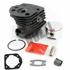 46MM CYLINDER PISTON KIT W/ GASKET FOR HUSQVARNA 51 55 CHAINSAW 503 60 91 71