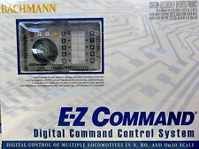 Scale Model Railroad Trains Bachmann EZ Command DCC Control System 44932