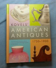 Kovel's American Antiques 1750-1900, a collector book