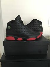 Air Jordan XIII 13 Black/red (Dirty Bred) Size 13 Pre-Owned