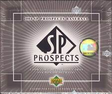 2004 UPPER DECK UD SP PROSPECTS BASEBALL HOBBY BOX BLOWOUT CARDS