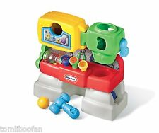 Little tikes discover sounds atelier work bench children's toy