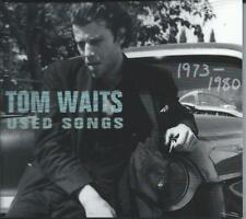 Tom Waits - Used Songs 1973-1980 (CD 2002) NEW/SEALED