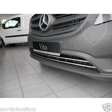 LEISTE STOßSTANGE CHROMIERT 2PS EDELSTAHL Mercedes VITO/W 447 Tourer-Select 15