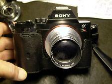 Leica Leitz Xenon 1939 Lens 50/1.5 Coated for Sony A7 A7r A7s FE Emt. Nex 5 6 7