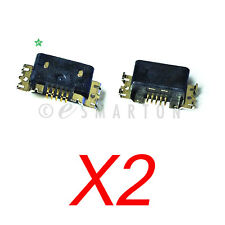 2 x Nokia Lumia 820 Charging Port Dock Connector USB Port Replacement Part USA