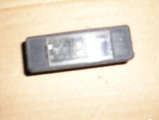 PEUGEOT 307 5 DOOR HATCH REAR NUMBER PLATE LIGHT - 9635678580