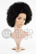 Heat-resistant Garnet Steven Universe Curly Thick Natural Synthetic Cosplay Wig