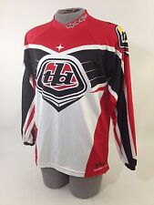 Mens Small Troy Lee Designs Grand Prix Long Sleeve Motocross Racing Jersey Shirt