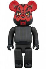 Bearbrick BE@RBRICK 400% STAR WARS DARTH MAUL Limited Edition BNIB