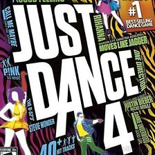 JUST DANCE 4 Nintendo Wii Game