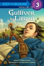 Gulliver in Lilliput (Step into Reading)-ExLibrary
