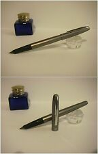 Stilografica HERO gray satin  Fountain pen for our young boys - Nib MF