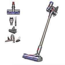Dyson - V8 Animal Bagless Cordless 2-in-1 Handheld/Stick Vacuum - Blue/gray