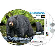 American Black Bear a 140-Piece Jigsaw Puzzle by Pigment Hue Brand NEW