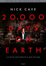 20,000 Days on Earth DVD + Digital Copy with Special Features | Brand NEW |