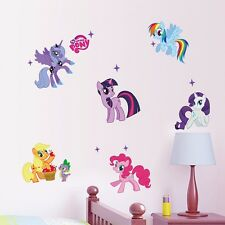 MY LITTLE PONY wall stickers Kids' Bedroom Game Room Horse/Unicorn Decals Gift