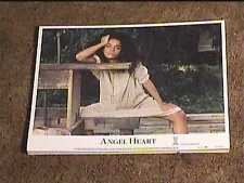 ANGEL HEART 1987 LOBBY CARD #8 SEXY LISA BONET