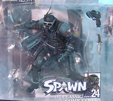 SPAWN  The CLASSIC COVERS series 24~ Issue 64~ MOC~ 2003~McFarlane