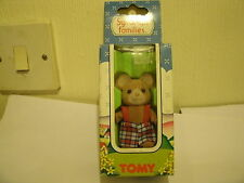 VINTAGE 1985 TOMY SYLVANIAN FAMILIES BOXED EX SHOP STOCK ENDEAVOUR NORWOOD MOUSE