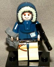 Star Wars Lego HOTH HAN SOLO SMIRK Mini-Figure Loose From Set 7749