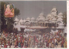 INDIA - PHOTOS  - RAMSNEHI SAMPRDAY - 6 IN 1 LOT WITH DETAILS 5 PAGES IN HINDI