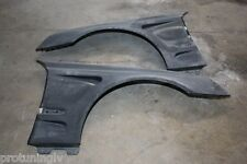 Mercedes E Class W211 02-09 Front Wing fenders set sport Lorinser for AMG