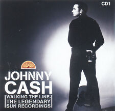 JOHNNY CASH Walking The Line Sun Recordings EU Press Union Square 805 2005 CD 1